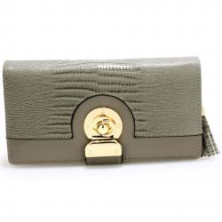 Peňaženka Zenobia-Sivá