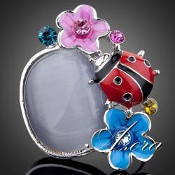 Prsteň Ladybird AZORA