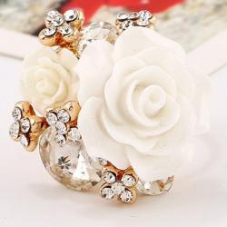 Prsteň Lill-Biela