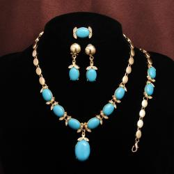 Set Blue Stone - Modrá