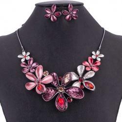 Set Blumen Consort-Ružová