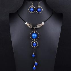 Set Edna-Modrá