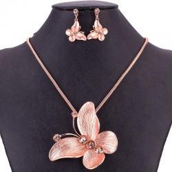 Set Mariposa Consort-Zlatá/Ružová