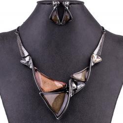 Set Triangle Consort-Hnedá