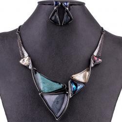 Set Triangle Consort-Tyrkysová
