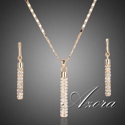 Set šperkov AZORA - Zlatá