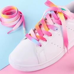 Šnúrky do topánok-Multi1/100cm