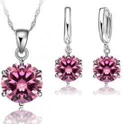 Sparkling Zircon - Ružová