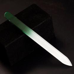 Veľký sklenený pilník-Zelená