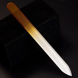 Veľký sklenený pilník-Žltá