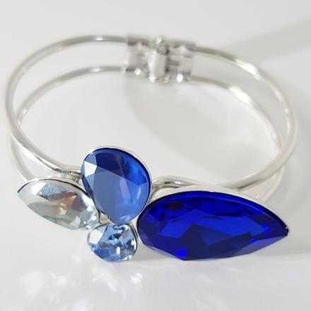 Náramok Kimberley SWAROVSKI-Modrá
