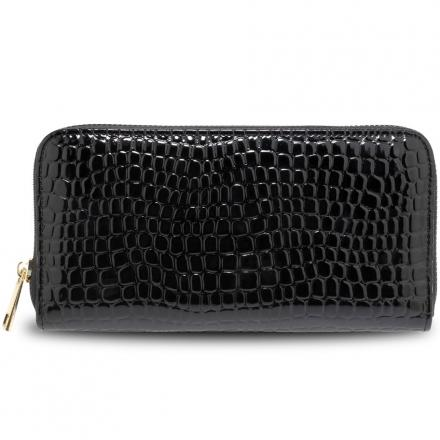 Peňaženka Aline-Čierna