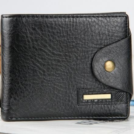 8f289720d6 Peňaženka Baellerry Jack-Čierna