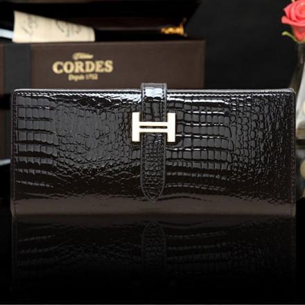 Peňaženka Lady - Čierna