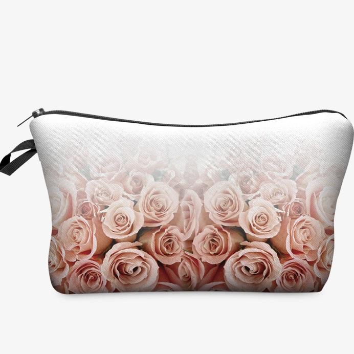 Kozmetická Taška Shannon-Ružová KP3305