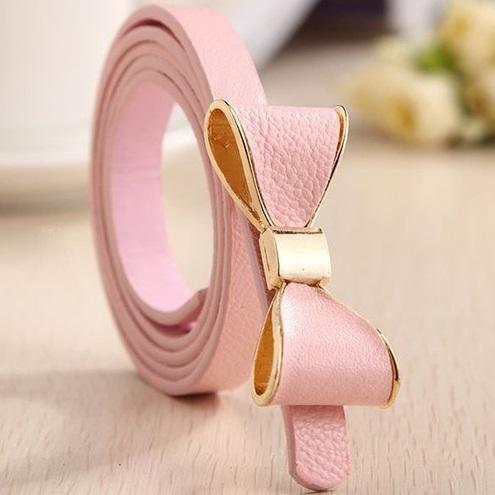 Curea pentru doamne Funda - Roz