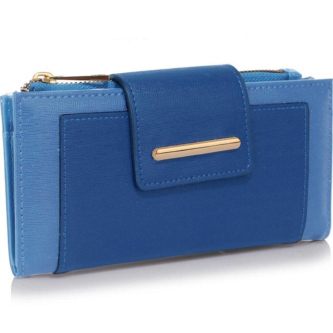 Peňaženka Anne-Modrá KP3248