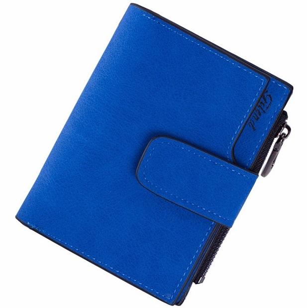 Peňaženka Masha-Modrá KP3408