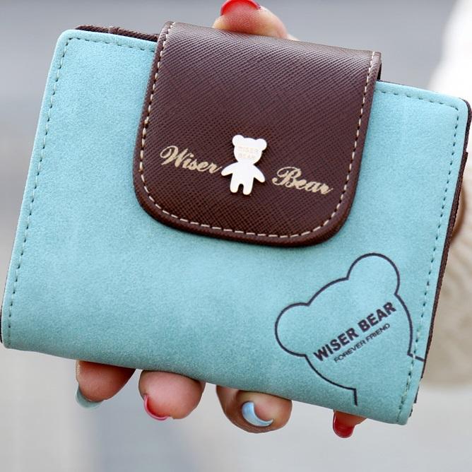 Peněženka Teddy Bear-Sl.Modrá KP2887