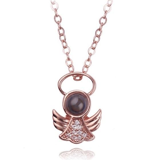 Colier Angel Memory - Auriu KP4963