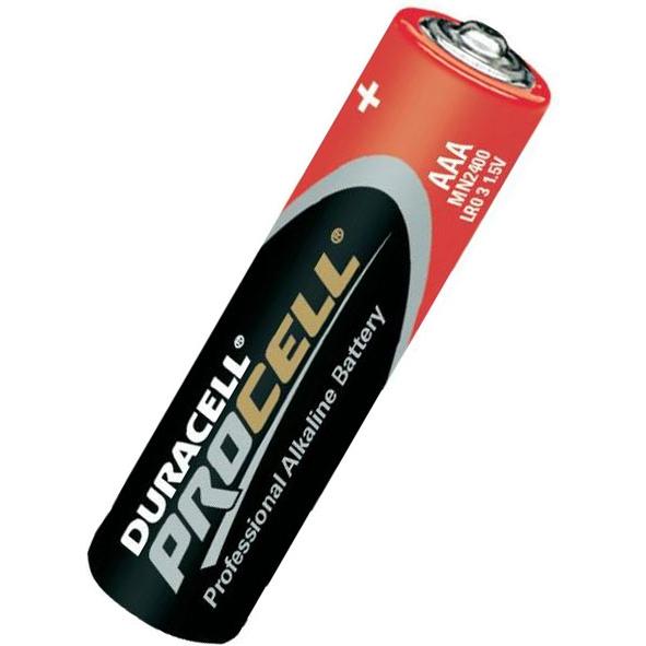 AAA duracell bateria 1,5V nenabíjateľná KP859