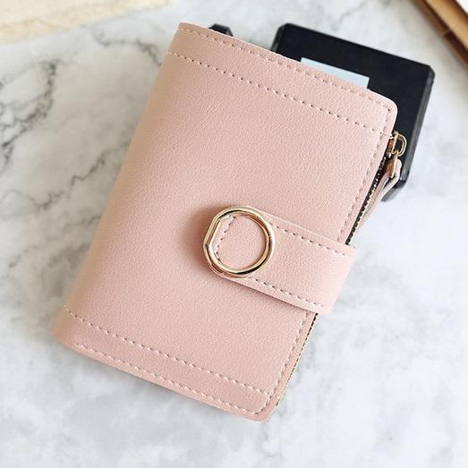 Peňaženka Belinda-Ružová KP5099