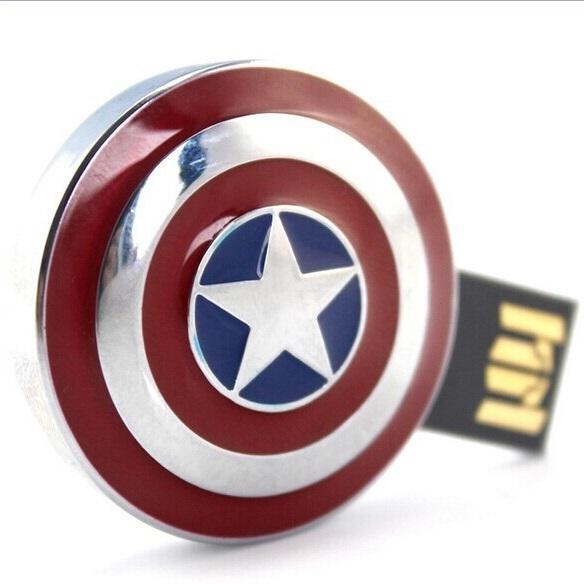 Štít Captain America 32GB USB 1ab2983ddb