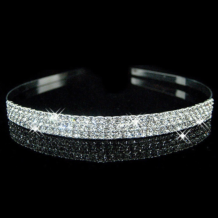 Čelenka/Korunka Crown - Stříbrná 5 KP1659