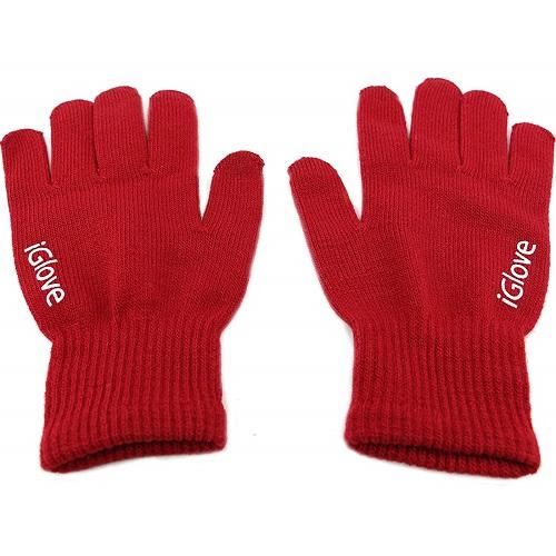 iGlove rukavice na dotykový displej-Bordová KP3881