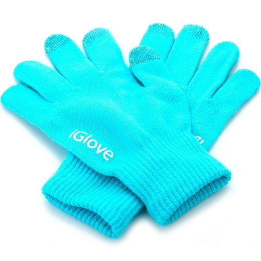 iGlove rukavice na dotykový displej-Tyrkysová KP3883