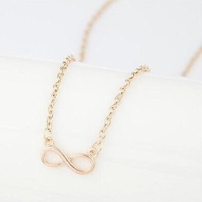 Náhrdelník Infinite Chain - Zlatá KP1682