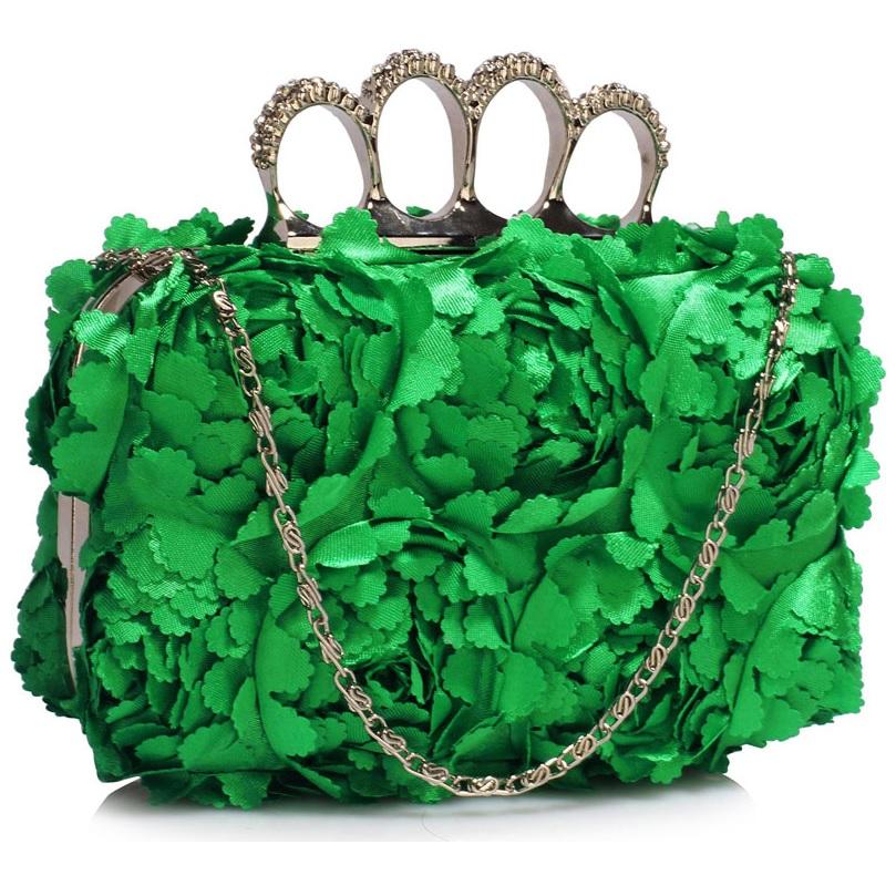 Kabelka Milagros-Zelená KP5676