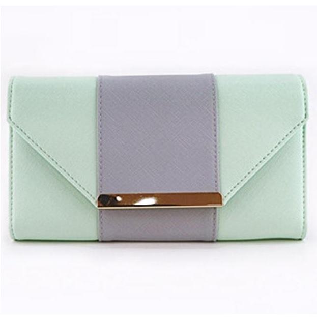 Peňaženka Adonia-Zelená KP6901
