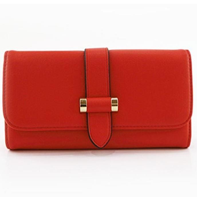 Peňaženka Aldona-Červená KP6904