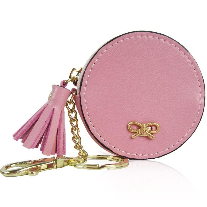 Peňaženka Mincovník Bow-Ružová KP6432