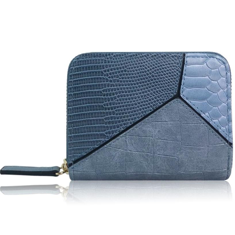 Peňaženka Mini Casandra-Modrá KP6431