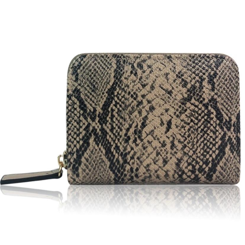 Peňaženka Mini Tiana-Hnedá/Čierna KP6426