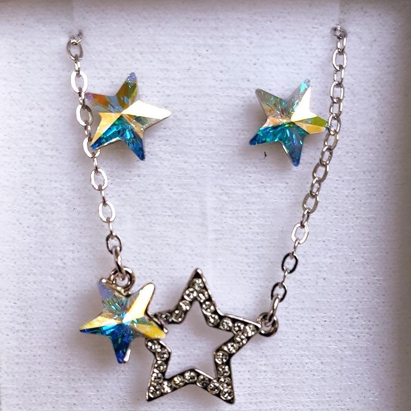 Set Stars SWAROVSKI-KryštálováAB KP5889