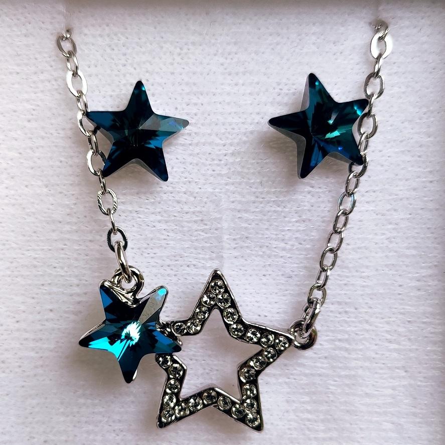 Set Stars SWAROVSKI-Tyrkysová KP5888
