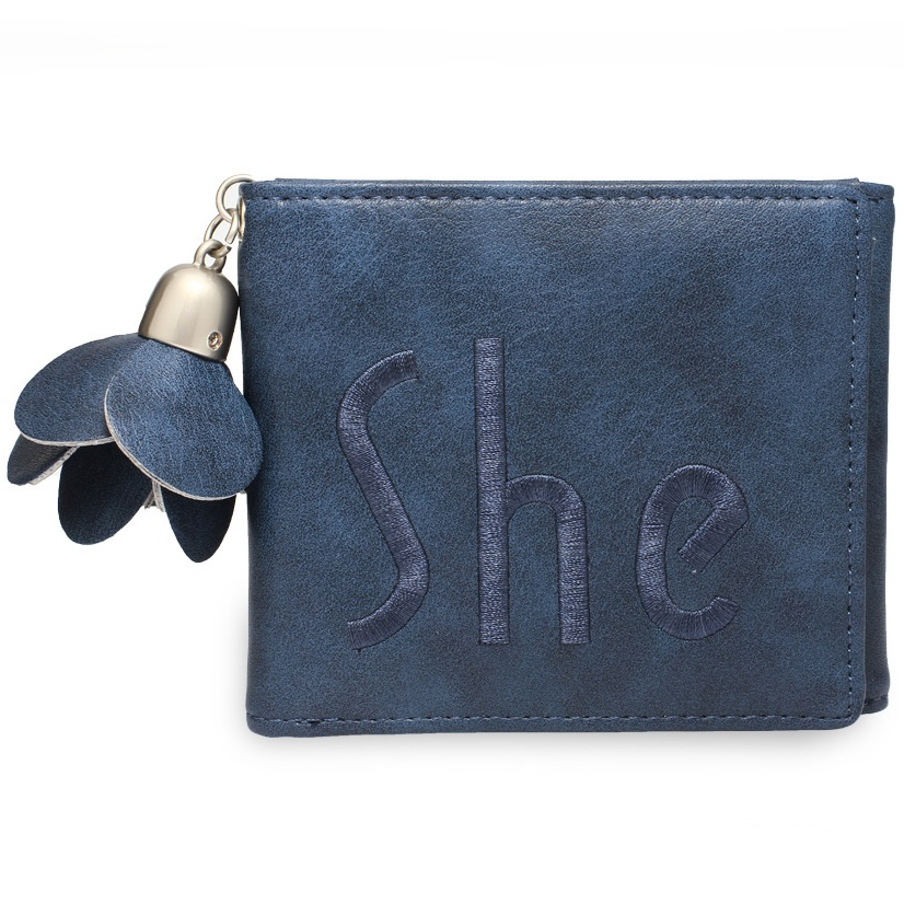 Peňaženka She-Modrá KP4556