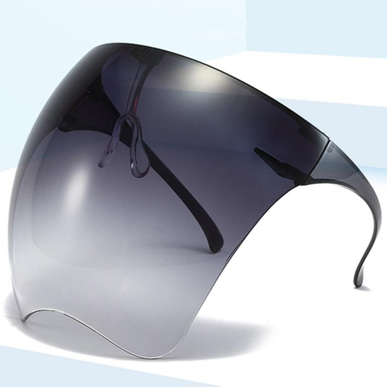Ochranný štít PROFI-Čierna KP7169