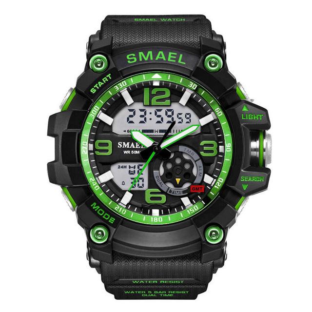 Panske led binarni hodinky  4a8fdf40fc
