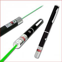 Zelený laser 5mW